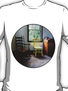 Two Chairs in Kitchen T-Shirt