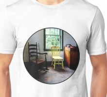 Two Chairs in Kitchen Unisex T-Shirt