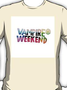 vampire weekend art T-Shirt