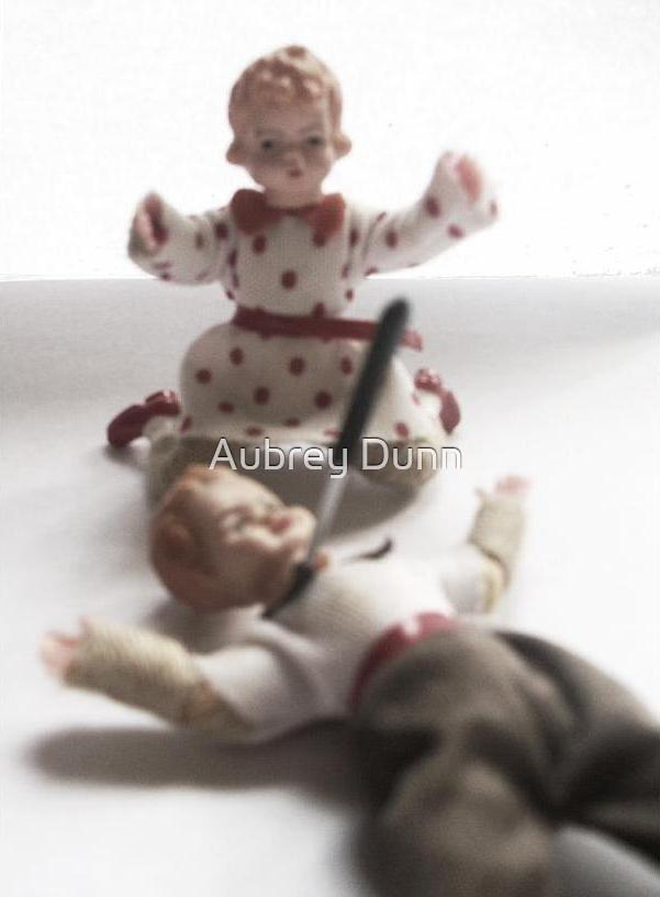 Brutally, Betty by Aubrey Dunn
