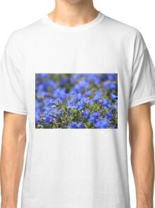 Grace Ward Flower Macro Classic T-Shirt