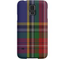 00294 MacBeth Tartan  Samsung Galaxy Case/Skin