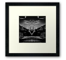 Look in the Mirror Framed Print