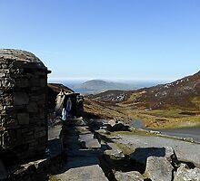 Mamore Gap....................................Ireland by Fara
