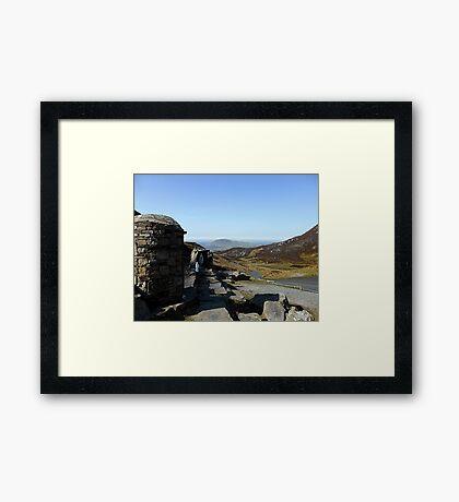Mamore Gap....................................Ireland Framed Print