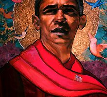 Saint Obama by Beth Consetta Rubel