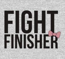 """Fight Finisher""  T-Shirt"