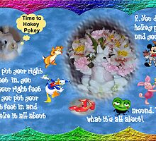 It's the Hokey Pokey Dance, Let's Celebrate! by Nanagahma