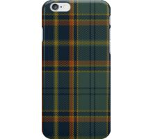 00299 Antrim County Tartan  iPhone Case/Skin