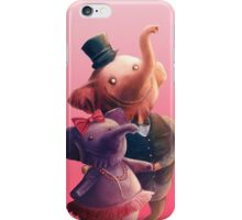 Heffalumps and Woozles iPhone Case/Skin