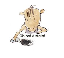 oh no! A stain! by tanyafarrugia