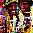 Krobo Women by Beth Consetta Rubel