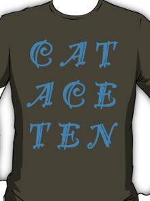 Cat Ace Ten – II T-Shirt