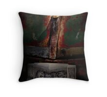 """Backwoods """"Jimmy"""" Throw Pillow"""