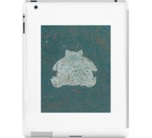 Who's That Pokemon? Snorlax! iPad Case/Skin