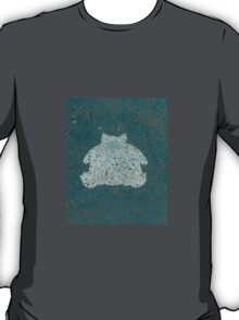 Who's That Pokemon? Snorlax! T-Shirt