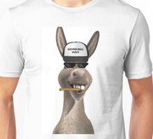 Donkey Smokes Weed Everyday Unisex T-Shirt