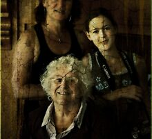 3 Generations by Mike Rowley