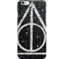 Harry Potter Deathly Hallows iPhone Case/Skin