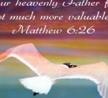 God Values You Sticker