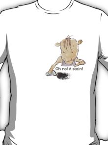 oh no! A stain! T-Shirt