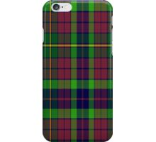00309 Clare County Tartan  iPhone Case/Skin