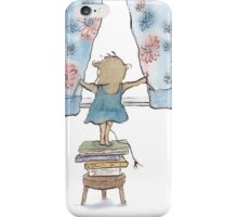 Wake up, it's a beautiful morning! iPhone Case/Skin