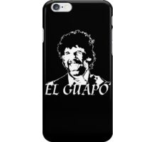 El Guapo (2) iPhone Case/Skin