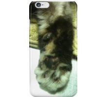 Cat Paw iPhone Case/Skin
