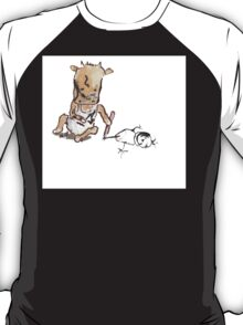 Max drawing T-Shirt