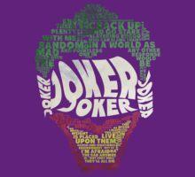 Batman - Joker - Typography by RellikJoin