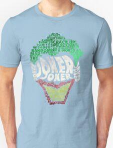 Batman - Joker - Typography T-Shirt