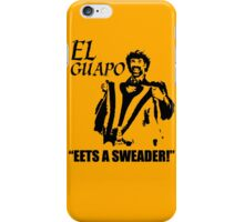 El Guapo (3) iPhone Case/Skin