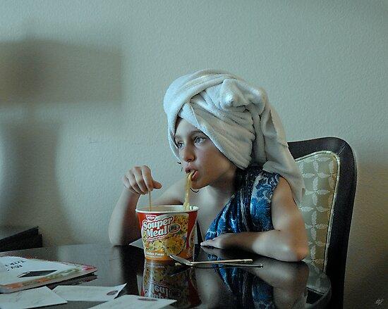 Souper Noodles by Paul Vanzella
