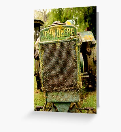 can i cut your grass? Greeting Card