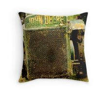 can i cut your grass? Throw Pillow