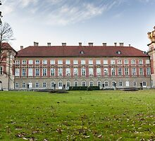 Łańcut Castle museum  by Artur Mroszczyk