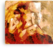 Seduction after Klimt.... Metal Print
