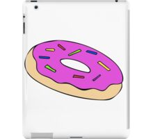 donut  iPad Case/Skin