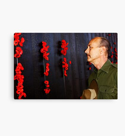 Anzac - Remembering Those Lost 2 Canvas Print