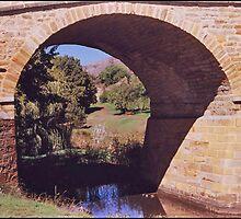 Richmond Bridge, Tasmania, Australia by Adrian Paul