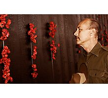 Anzac - Remembering Those Lost 2a Photographic Print