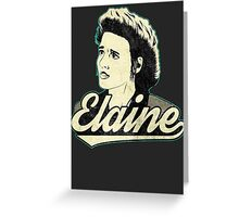 Elaine Benes. Greeting Card