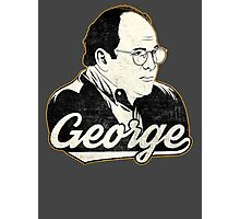 George Costanza. Photographic Print