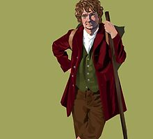 Bilbo by NymphaeaNerd