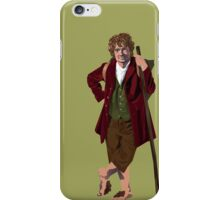 Bilbo iPhone Case/Skin
