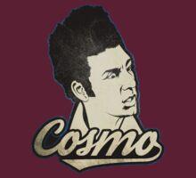 Cosmo Kramer. by Joseph Shelton