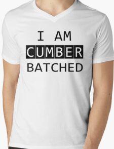 I AM CUMBERBATCHED Mens V-Neck T-Shirt