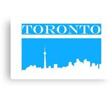 Toronto Skyline Canvas Print