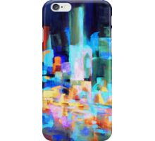 Sydney Harbor Skyline at night 1.0 iPhone Case/Skin